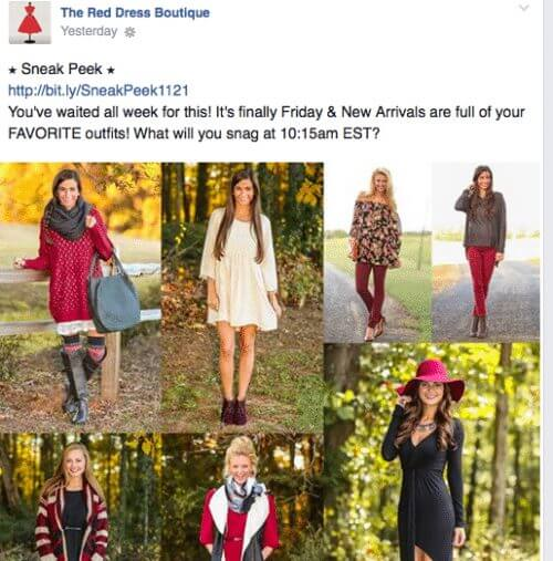 Keeping Your Facebook Audience Engaged | The Boutique Hub
