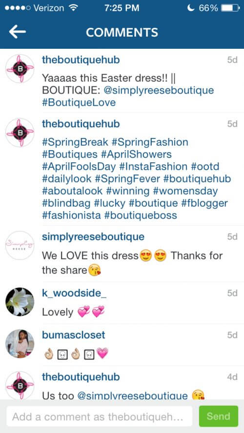 Instagram Tips | The Boutique Hub