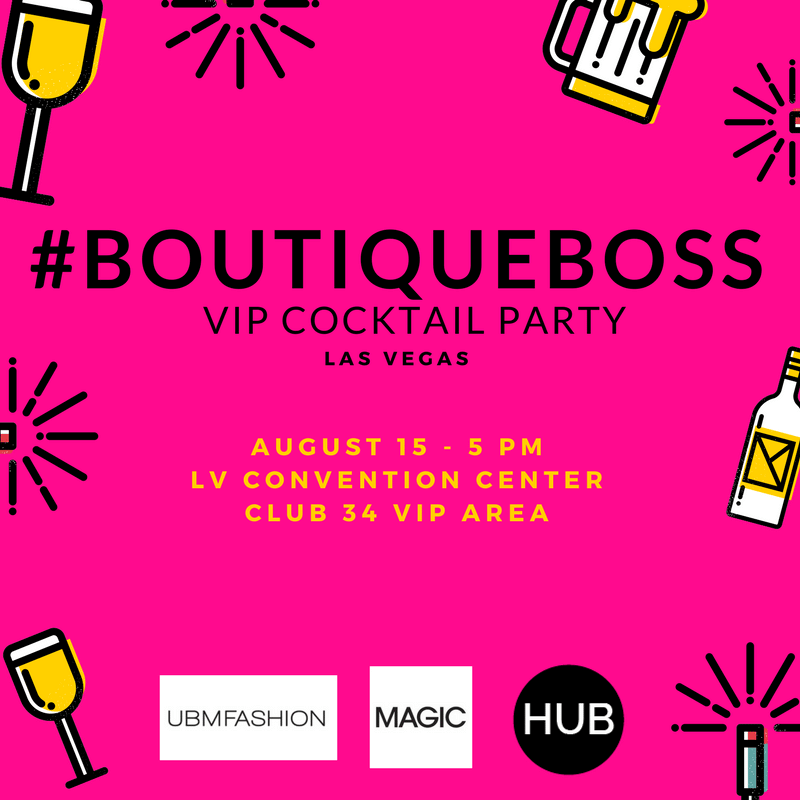 #BoutiqueBoss Dinner | The Boutique Hub