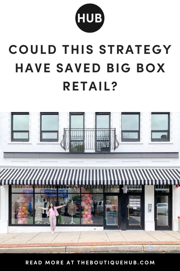 Could This Strategy Have Saved Big Box Retail?