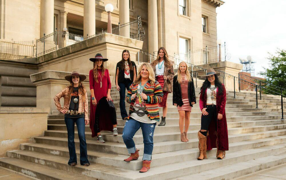 Frosted Cowgirls | The Boutique Hub