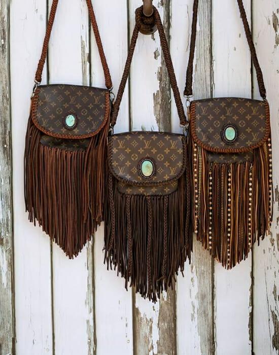 Vintage Boho Bags | Western Runway