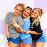 Jade, Brooke & Lexi
