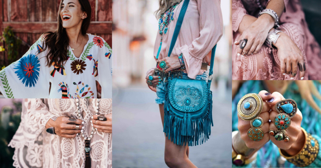 MUST-HAVE ITEMS FOR BOHEMIAN STYLE