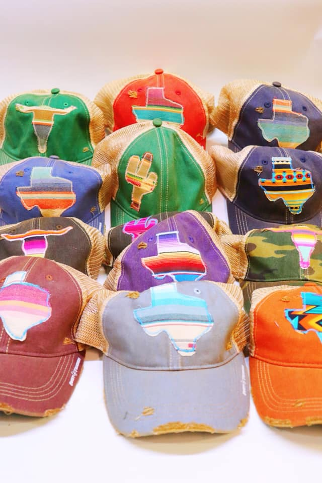 Wholesale Picks: Trucker Hats Sweet Texas Treasures