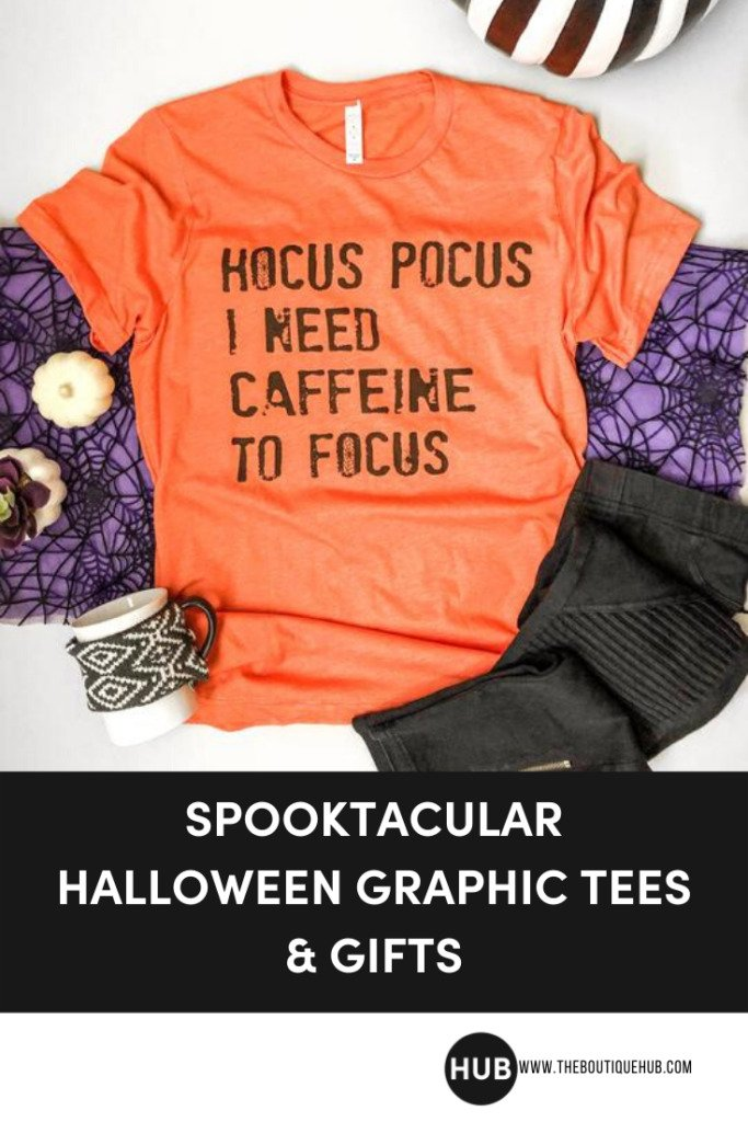 Spooktacular Halloween Graphic Tees and Gifts || Costa Threads Wholesale