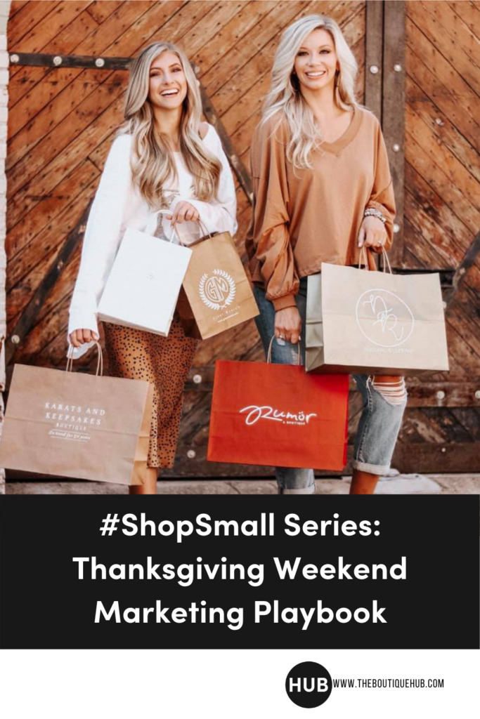 Thanksgiving Weekend Marketing Playbook