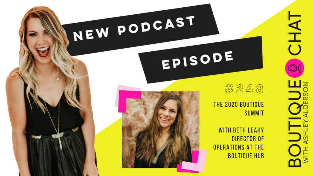The 2020 Boutique Summit