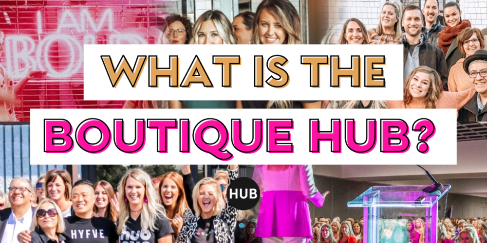What is The Boutique Hub?