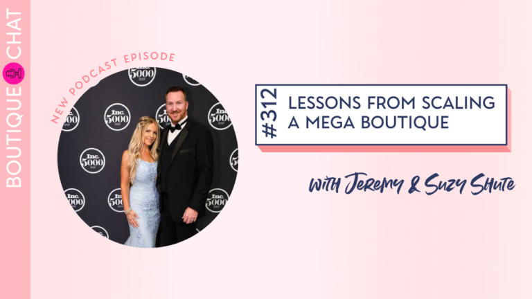 Lessons from Scaling a Mega Boutique