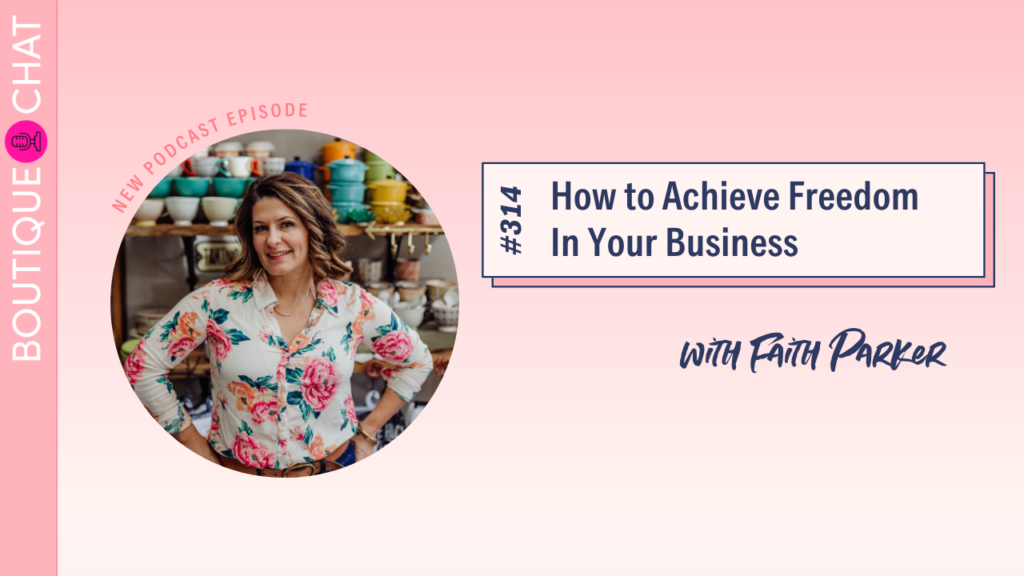 How to Achieve Freedom in Your Business