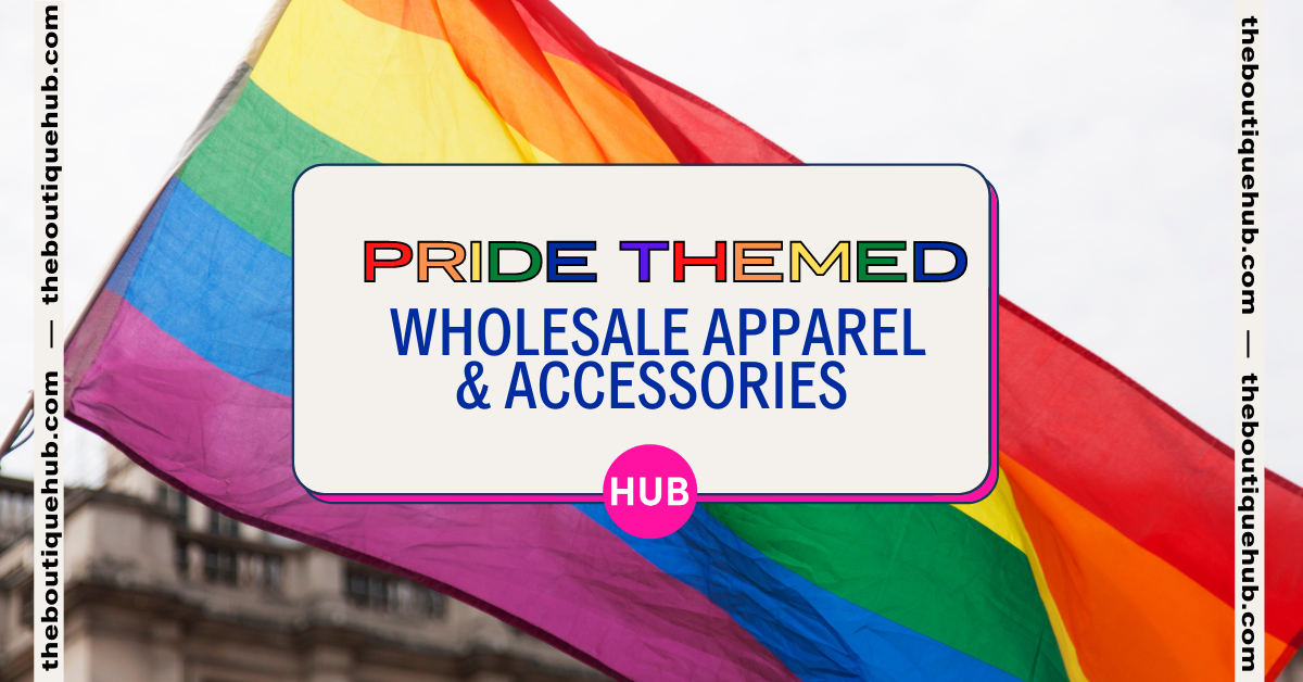 Pride Themed Wholesale Apparel & Accessories