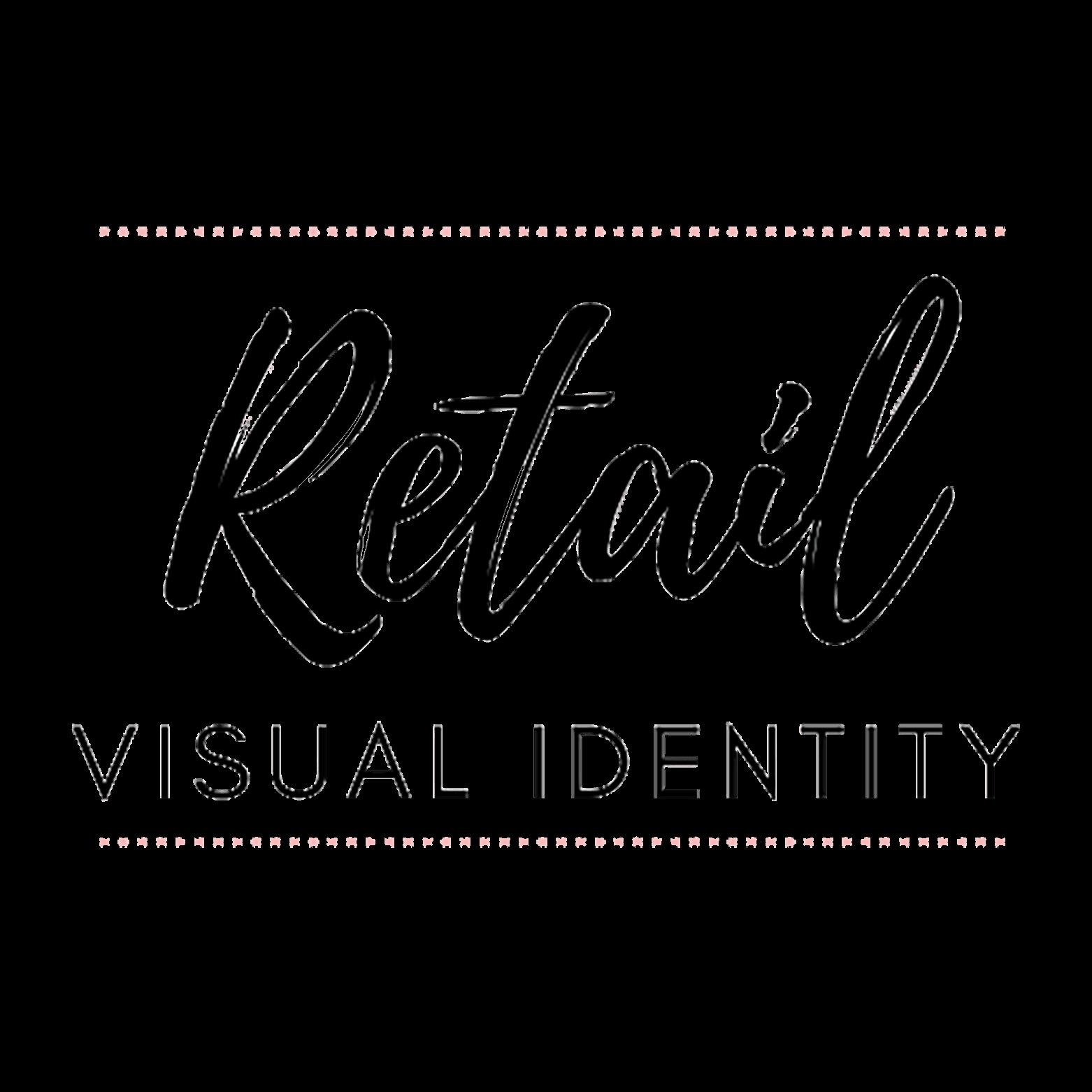 Retail Visual Identity - the Boutique Hub