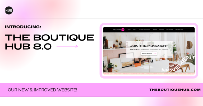 Welcome to The Boutique Hub 8.0
