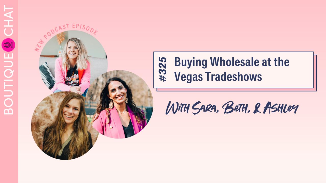 Buying Wholesale at the Vegas Tradeshows