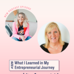 What I Learned in My Entrepreneurial Journey