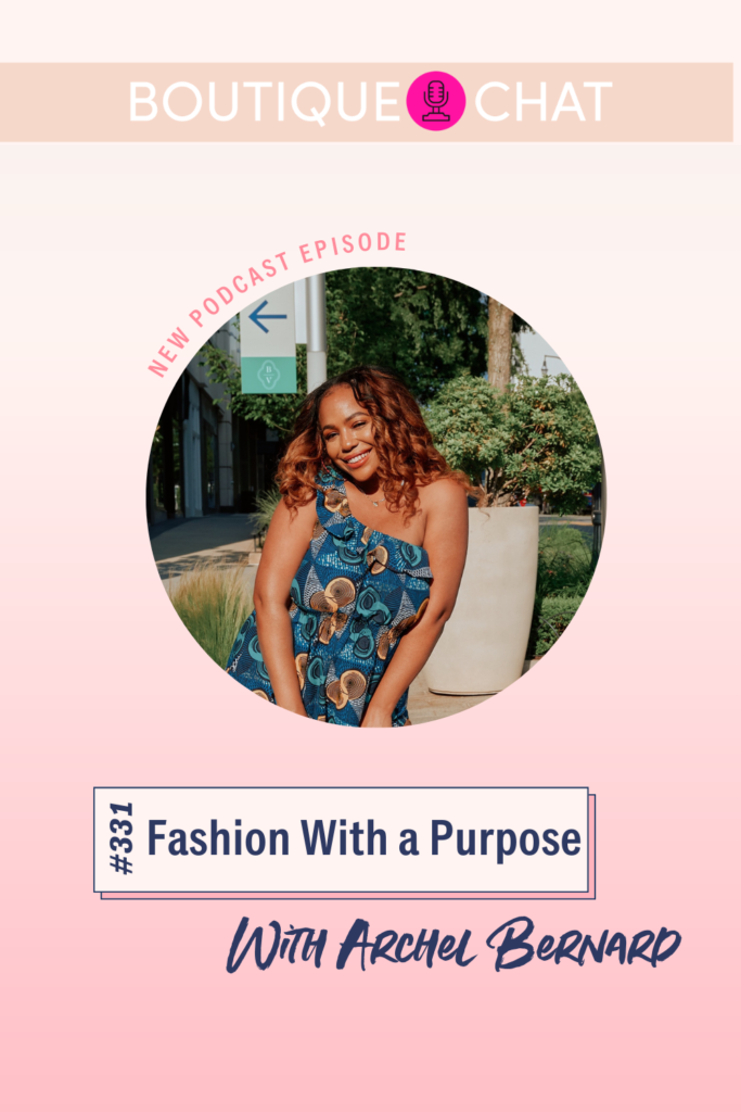Fashion With a Purpose