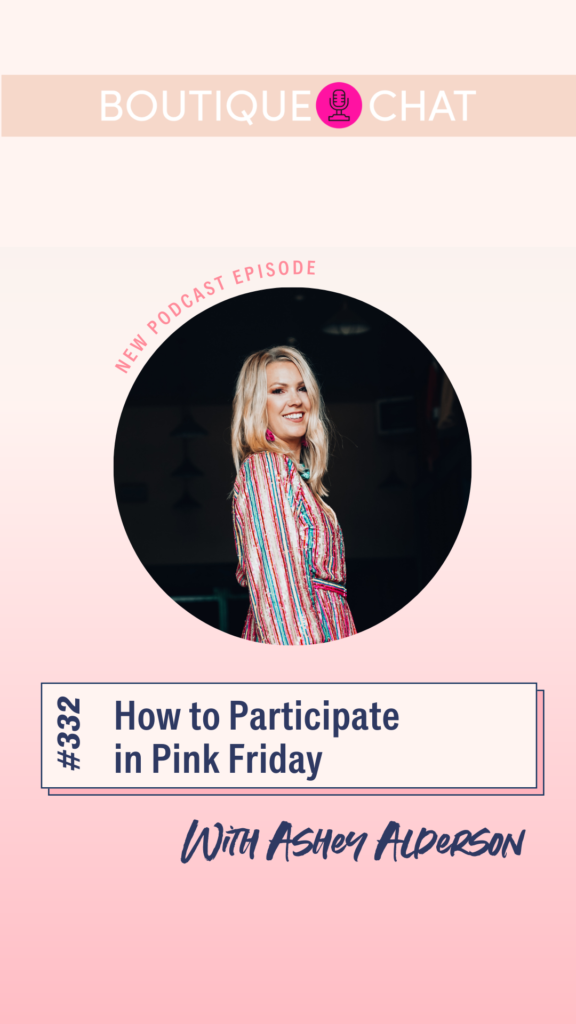 How to Participate  in Pink Friday