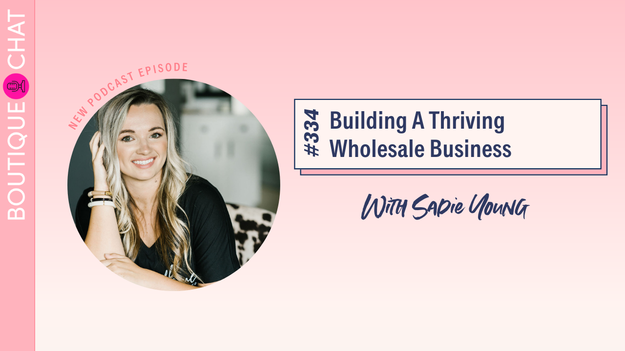 Building A Thriving Wholesale Business