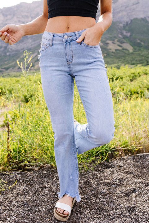 Shock & Jaws Bootcut Jeans
