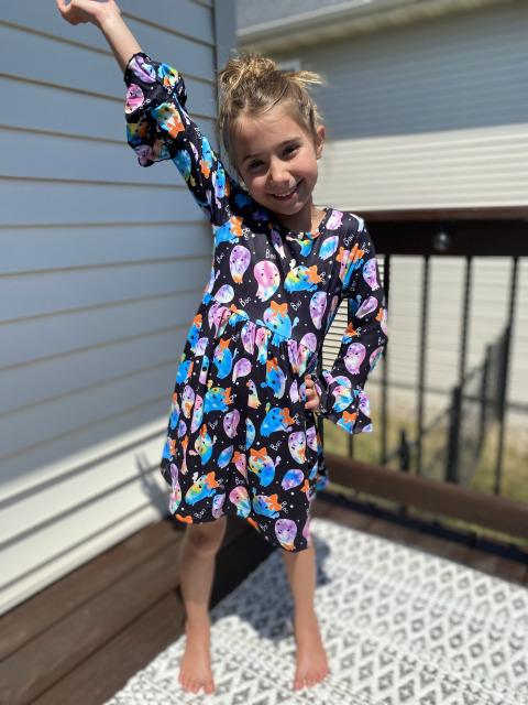 Little Ghost Dress