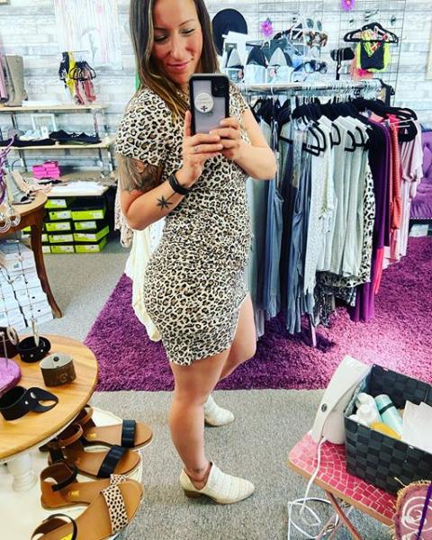 Miss Kitty Dress