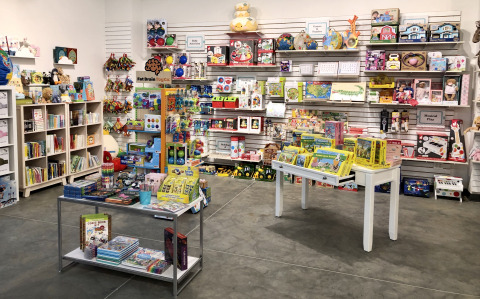 Toys, puzzles, games, & more!